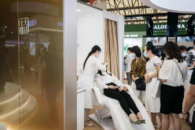 """科技抗老 """"合""""力创新 资生堂旗下EFFECTIM玑妍之光闪耀2021美博会"""